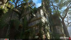 ArtStation - Uncharted 4 - Colony Rich, Martin Teichmann