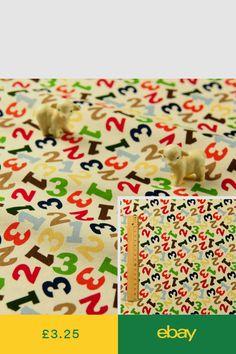 Fat Quarter Garden Gnomes blanc de grand-mère Jardin à coudre coton quilting tissu