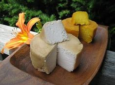 Aged and fermented sunflower and pumpkin seed cheese!!!