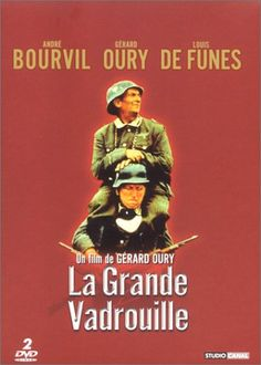 La Grande Vadrouille (1966) One of the funniest films I've seen!