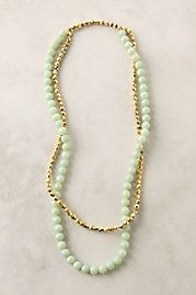 simple but classy necklace