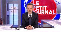 Yann Barthès présente LE PETIT JOURNAL, un regard décalé sur l'actualité.
