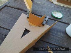 Moldes para letras de cemento 4