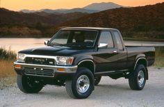 1989 Toyota Pickup 4x4 SR5