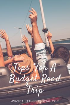 Fancy taking yourself and your household or family on a road trip this year? It's always fun to explore the country you live in, instead of going abroad somewhere. It's also a lot more affordable, and with some helpful tips, it can be done on a low budget. Here are some tips for a budget road trip.