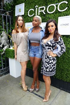 Real style at the 2015 Ciroc Summer brunch in Los Angeles.