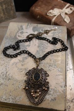 Timeless Necklace by HaveFaithDesigns on Etsy