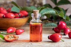 What is rosehip oil? Rosehip oil is also known as rosehip seed oil. It's derived from the rosa canina rose bush, which is grow. Rosehip Oil Benefits, Rosehip Seed Oil, Diy Overnight Face Mask, Acne Help, Oil For Dry Skin, Rose Oil, Anti Aging Tips, Essential Fatty Acids, Damp Hair Styles