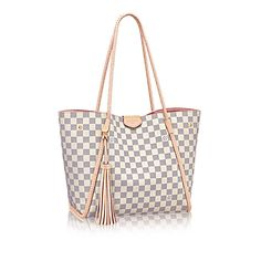 Propriano Damier Azur Canvas in Women s Handbags collections by Louis  Vuitton cf2bf3efa3