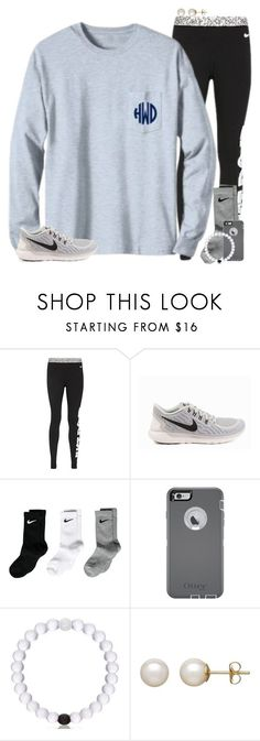 Play practice tomorrow by katew4019 ❤ liked on Polyvore featuring NIKE, OtterBox, Honora, womens clothing, womens fashion, women, female, woman, misses and juniors