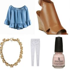 PNM Recruitment Style - what to wear for every day of sorority rush