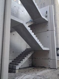 Precast Stairs Precast Concrete Stairs Ontario Canada | Staircase Design  Ideas | Pinterest | Concrete Stairs, Precast Concrete And Concrete