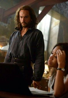 Have you tried turning it off and on again? #SleepyHollow