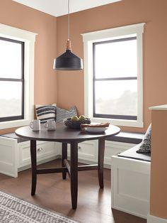 Behr Paint Colors, Interior Paint Colors, Wall Colors, House Colors, Trending Paint Colors, Living Room Paint, Color Of The Year, New Wall, Color Trends