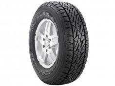 """Pneu Aro 16"""" Bridgestone 235/70R16 106T - Dueler A/T REVO2 Van e Utilitários Caminhonete"""