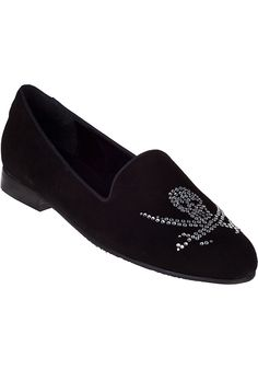 Jon Josef - G-Diamond Loafer Black Suede
