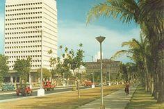 Philippine Architecture, Manila, Filipino, Nostalgia, Multi Story Building