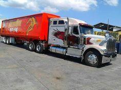 — International Eagle 9900I custom