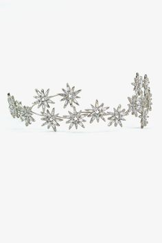 Luxury bridal accessories, tiaras, crowns, vines and statement earrings. Feather Crown, Wedding Tiara Hairstyles, Hair Jewels, Crown Headband, Austrian Crystal, Bridal Accessories, Precious Metals, Statement Earrings, Silver Color