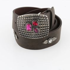 Mila Belt (BLT8 S/M/L) Tan Belt, Brown Belt, Gold Belts, Skinny Belt, Turquoise Stone, Tan Leather, Swarovski Crystals, Fashion Jewelry, Bangles
