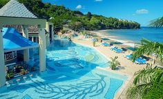 St Lucia La Toc Resort