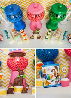 Hacer una Maquina de chicles - Create your Bubble Gum Machine