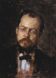 Nicolae Grigorescu   Portrait du peintre Laforce