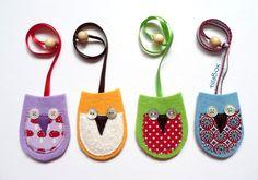 Bookmark owl ° °