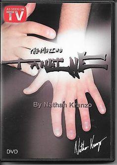 NATHAN KRANZO THE MOVING TAN LINE DVD MAGIC TRICK AS SEEN ON TV MAGIC TRICK Collectibles:Fantasy, Mythical & Magic:Magic:Tricks www.webrummage.com $24.99
