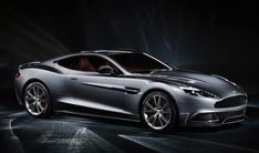 Vanquish - A Bold New Breed of Aston Martin