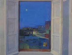 Resultado de imagen de alejandra caballero Illustration Art, Night, Barcelona, Window, Painting, Spaces, Knights, Art, Windows