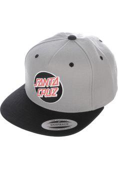 Santa-Cruz Classic - titus-shop.com  #Cap #AccessoriesMale #titus #titusskateshop