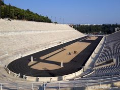 During the 2004 Athens Olympics, archery and the finish of the marathon took place at the stadium. Olympic Games, Archery, Athens, Marathon, Olympics, Photo Galleries, London, Running, World