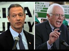 From the Secular Talk (Kyle Kulinski) YouTube Channel:  Martin O'Malley: Bernie Wouldn't Have Won -- But I Would've