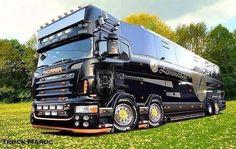 It is a truck