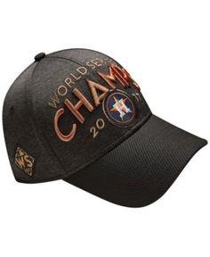 New Era Houston Astros 2017 World Series Locker Room Cap Men - Sports Fan  Shop By Lids - Macy s 5d20358992a9