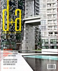 D A Design And Architecture Bi Monthly Architectural Magazine In Singapore