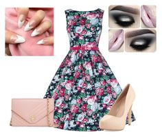 """""""Spring"""" by sassaalice on Polyvore featuring moda, Tory Burch e Charles by Charles David"""