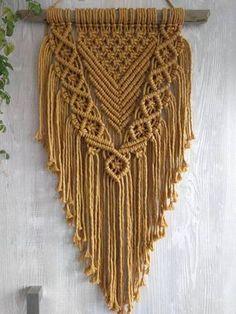 Macrame wall hanging/ Macrame wandhanger/ Macrame tapestry/