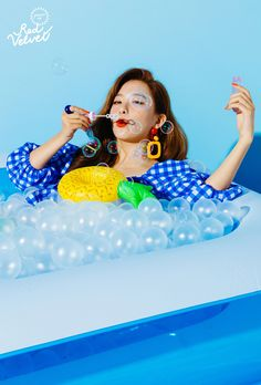 """Update: Red Velvet Gears Up For """"Summer Magic"""" Comeback With New Set Of Teasers 