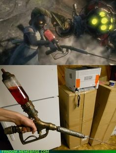 Just Out of Curiosity Whats In That Syringe?  Cosplay Costume Costumes Meme