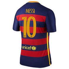 camiseta Barcelona messi primera 2015-2016