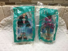 My Scene: City Scene Barbie & Beach Party Madison (McDonald's Happy Meal toys)