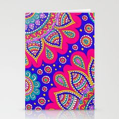 'Deja Vu' Stationery Cards by PeriwinklePeacoat