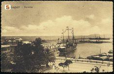 Cagliari, la Darsena - post 1905