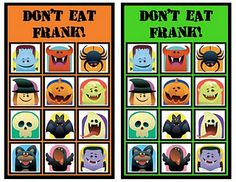 Fun game, could use as a morning meeting game during Halloween week