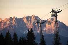 Freeride inc. Austria: Die Skisaison 16/17 läuft, wenn auch bisher nur au...