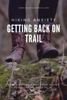 The story of how my anxiety drove me from trail, and how leaving the trail community brought me back to it. #backpacking #hiking #hikinganxiety #anxiety #hike #trail #thruhiking #appalachiantrail #at #pct #cdt #backcountry Backpacking For Beginners, Backpacking Tips, Hiking Tips, Hiking Gear, Abnormal Psychology, Hiking Quotes, Hiking Essentials, Hiking Photography