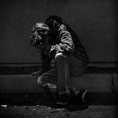 The Geography of Poverty USA - Near 7-11. Santa Maria, CA. #geographyofpoverty (at Santa Maria, CA)