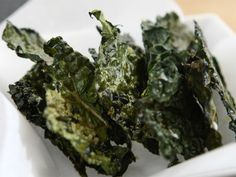 Dietitian Jennifer Sygo offers up some strategies for how to get the most out of leafy green veggies this summer — to wit, kale chips!